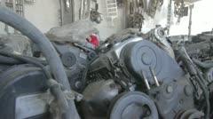Engines Stock Footage