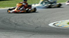 WSK Master Series 2012  (Karts race) - Italy Stock Footage