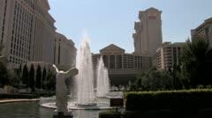 720p Las Vegas Hotel 4 Stock Footage