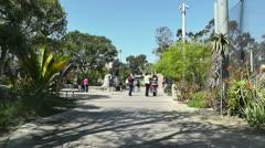 San Diego Zoo 01 Stock Footage