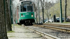 Green Line Stock Footage