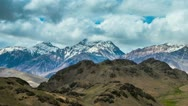 Timelapse.spiti valley, himachal pradesh, india Stock Footage