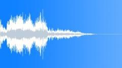 Futuristic losing ding Sound Effect