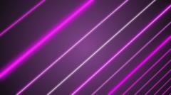Linear string background. Stock Footage