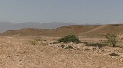 Desert in Oman Stock Footage