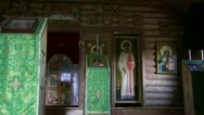 Russian Orthodox Catholic Church Stock Footage