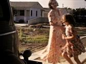 Sweet Mother Daughter Dancing Fun Happy Family - Vintage 16mm Film Stock Footage