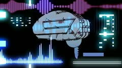 88 brain tech AI Stock Footage