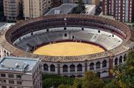 Stock Photo of Malaga Spain Bull Ring  8319.jpg