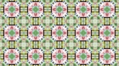 Euro bills Kaleidoscope Background Footage square Stock Footage