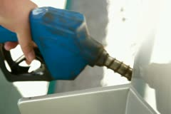 Fuel Pump - stock footage