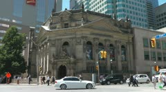 Hockey Hall Of Fame Stock Footage
