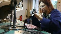 Diamond polishing Amsterdam, Holland Stock Footage