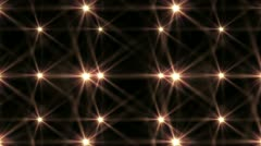 Light Star Close NTSC Stock Footage