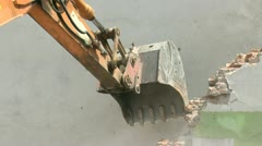 Demolition 30 fps 06 - stock footage