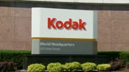 Stock Video Footage of KODAK sign, Eastman Kodak Corporate Headquarters, Rochester, NY