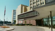 Stock Video Footage of Eastman Kodak Corporate Headquarters, Rochester, NY