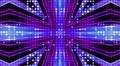 LED Light Kaleidoscope ST A2 HD Footage
