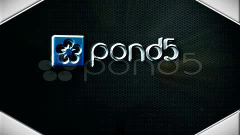 After Effects Project - Pond5 Carbon Glitch Logo 11431170