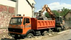 Demolition 25 fps 04 Stock Footage