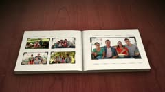 Book of friends videos Stock Footage