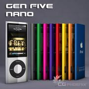 3d model of gen5 ipod nano.zip