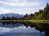 Stock Photo of lake matheson