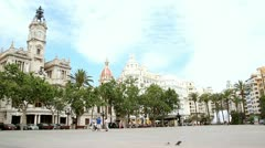 Valencia, Spain Stock Footage
