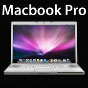 Macbook pro.zip 3D Model