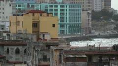 Stock Video Footage of havana centro cuba