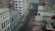 Stock Video Footage of havana centro cuba