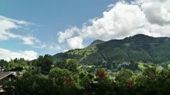 European Alps Austria 23 Stock Footage