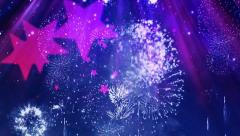 New year's eve 11 Stock Footage