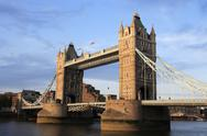 Stock Photo of London's Tower Bridge