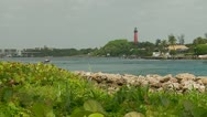 Jupiter Inlet Stock Footage