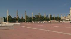 Estadio Olímpico Stock Footage