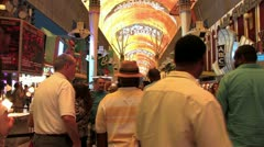 1080p Old Vegas Fremont St 11 Stock Footage