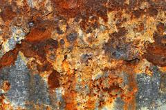 rusty metal texture 05 - stock photo