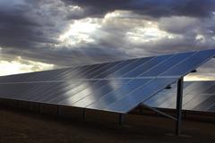 Solar Panel Scenic Kuvituskuvat