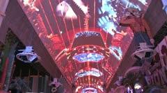 1080p Old Las Vegas Strip 5 Stock Footage