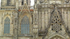 Barcelona Cathedral 06 Stock Footage
