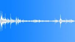 Wing flaps budgerygar small bird - sound effect
