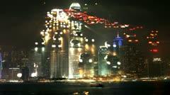 Rhythm of the modern city Stock Footage