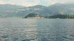 Lake Como #2 Stock Footage