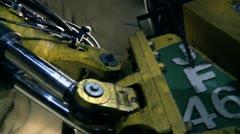 Mining machine Stock Footage