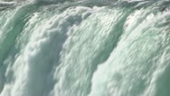 Stock Video Footage of Niagara Falls