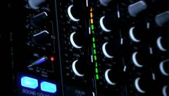 Disc jockey 002 Stock Footage