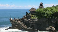 Tanah Lot Stock Footage