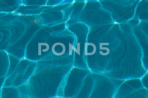Stock photo of Swimming Pool texture
