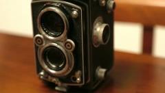 Rolleiflex Stock Footage